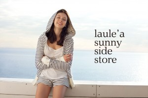 laule'a sunny side store 2013′ S/S Catalog